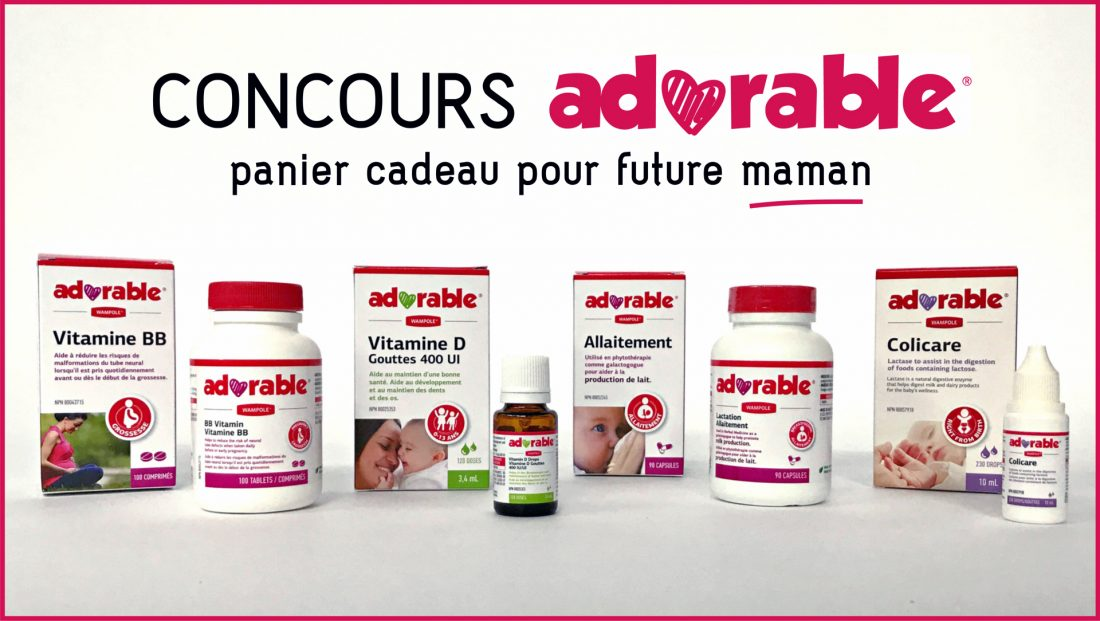 CONCOURS ADORABLE – FUTURES MAMANS