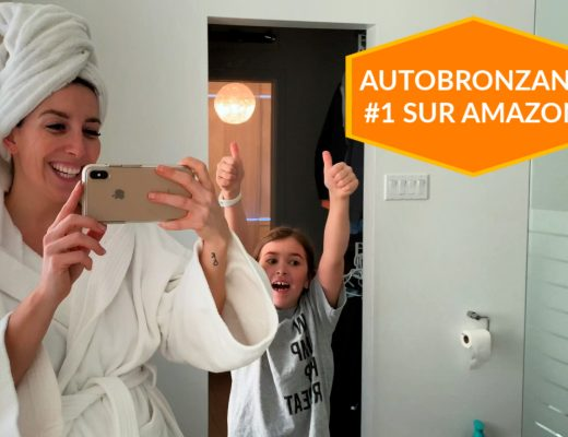 TEST DE L'AUTOBRONZANT #1 SUR AMAZON