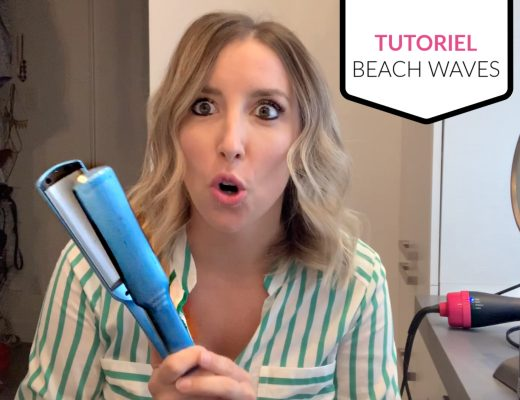 TUTORIEL CHEVEUX DE PLAGE (BEACH WAVES) – BABYLISS PRO C-STYLE
